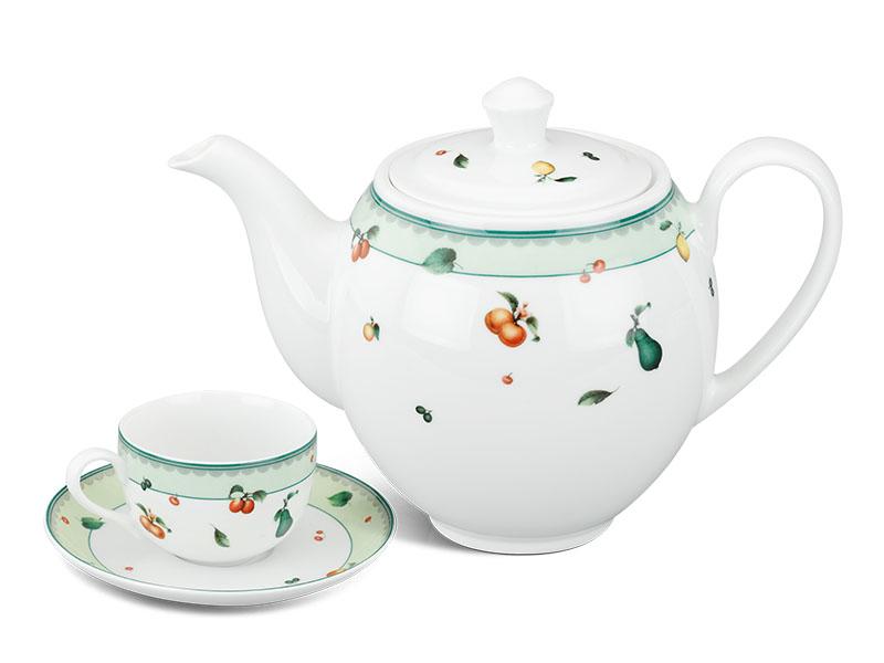 Bộ trà 1.1 L - Camellia - Quả Ngọt