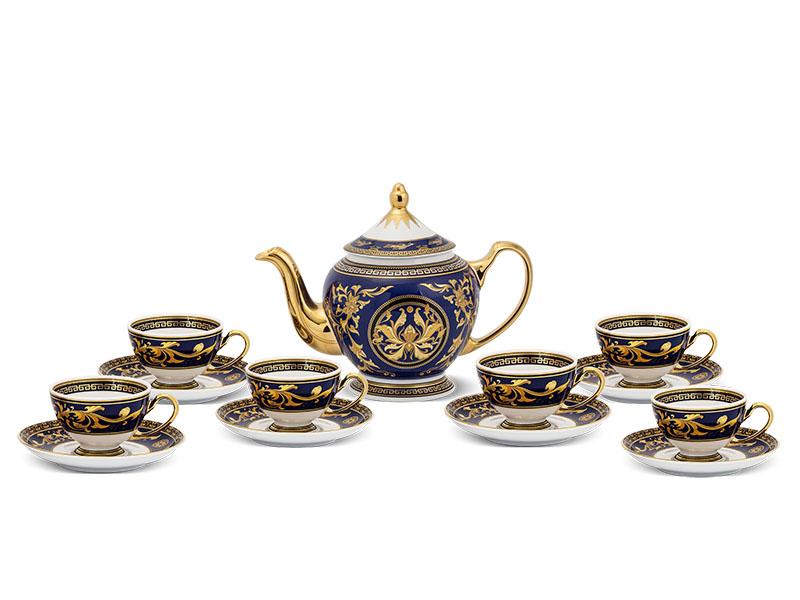 Bộ trà 0.8l hoàng cung thiên hương